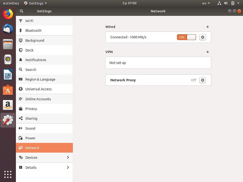 Setting up IKEv2 VPN on Linux Ubuntu 18.04, step 5