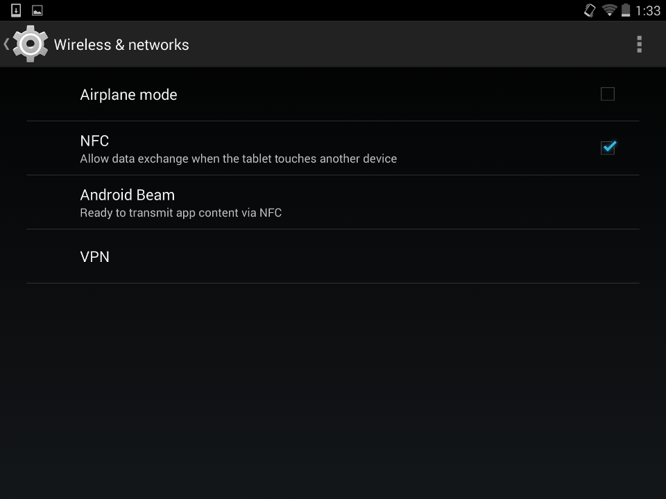Setting up L2TP VPN on Android, step 3